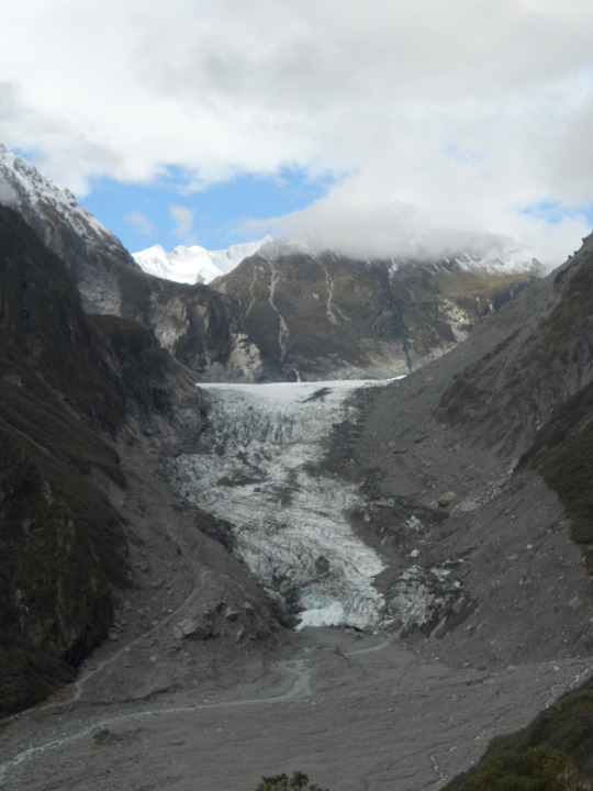 West Coast Glaciers and Tidy Kiwis